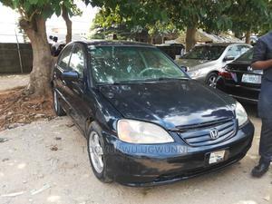 Honda Civic 2002 Blue | Cars for sale in Abuja (FCT) State, Gwarinpa