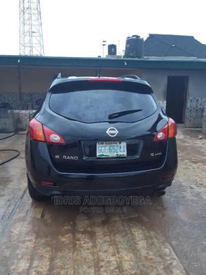 Nissan Murano 2010 SL Black   Cars for sale in Lagos State, Ikorodu