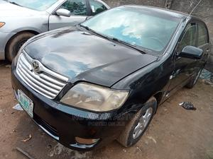 Toyota Corolla 2007 Black   Cars for sale in Lagos State, Agege