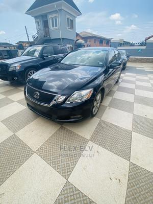 Lexus GS 2010 350 Black | Cars for sale in Lagos State, Isolo