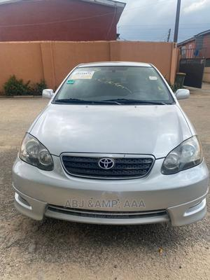 Toyota Corolla 2005 S Silver   Cars for sale in Lagos State, Alimosho