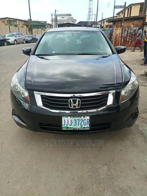 Honda Accord 2010 Sedan EX Black | Cars for sale in Lagos State, Surulere