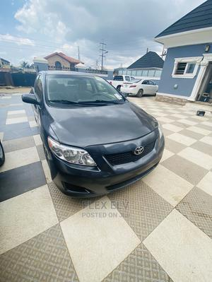 Toyota Corolla 2010 Gray | Cars for sale in Lagos State, Isolo