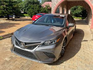 Toyota Camry 2018 SE FWD (2.5L 4cyl 8AM) Gray | Cars for sale in Abuja (FCT) State, Kubwa