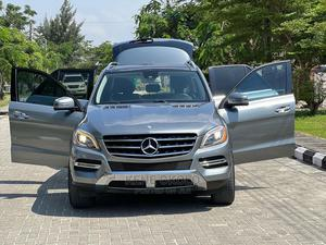 Mercedes-Benz M Class 2014 Gray | Cars for sale in Lagos State, Victoria Island
