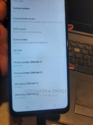 Infinix Note 8i (x683) 128 GB Gray | Mobile Phones for sale in Lagos State, Lekki