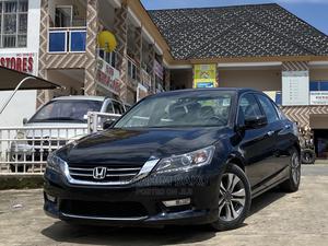 Honda Accord 2014 Black   Cars for sale in Abuja (FCT) State, Wuye