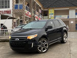 Ford Edge 2012 Black | Cars for sale in Abuja (FCT) State, Wuye