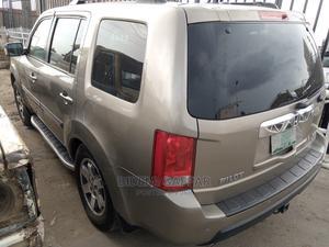 Honda Pilot 2011 Gold | Cars for sale in Lagos State, Ikeja