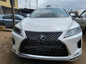 Lexus RX 2020 350L 4WD White   Cars for sale in Lagos State, Alimosho