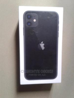 New Apple iPhone 11 64 GB Black   Mobile Phones for sale in Rivers State, Obio-Akpor