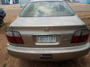 Honda Accord 1996 Silver | Cars for sale in Oyo State, Akinyele