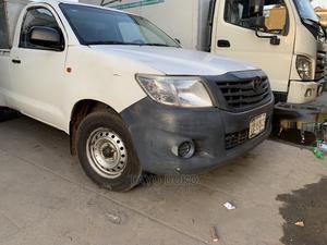 Toyota Hilux 2014 SR 4x4 White | Cars for sale in Lagos State, Ifako-Ijaiye
