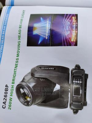 260w High Brightness Moving Head Beam Light   Stage Lighting & Effects for sale in Lagos State, Ojo