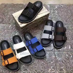 Unisex Gucci Slippers | Shoes for sale in Lagos State, Ikorodu