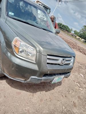Honda Pilot 2006 EX 4x4 (3.5L 6cyl 5A) Gray | Cars for sale in Kaduna State, Kaduna / Kaduna State