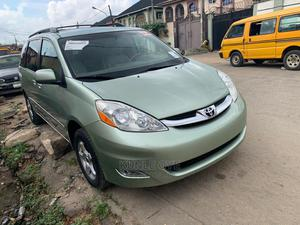 Toyota Sienna 2006 XLE Limited AWD Green | Cars for sale in Lagos State, Ikeja