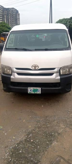 Toyota Hiace 2010 White | Buses & Microbuses for sale in Rivers State, Port-Harcourt