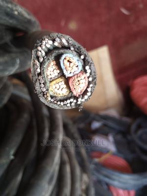 16mmx4core Armoured Cable | Electrical Equipment for sale in Lagos State, Lagos Island (Eko)