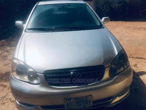 Toyota Corolla 2003 Sedan Automatic Gray   Cars for sale in Abuja (FCT) State, Central Business District