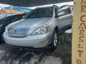 Lexus RX 2008 350 Silver   Cars for sale in Lagos State, Ikeja