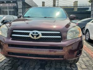 Toyota RAV4 2007 Sport Brown | Cars for sale in Lagos State, Ajah
