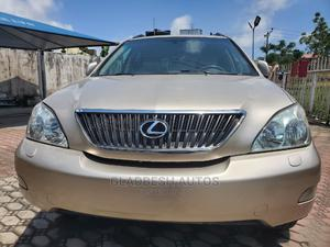 Lexus RX 2007 350 4x4 Gold   Cars for sale in Lagos State, Ajah