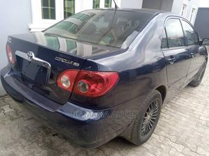 Toyota Corolla 2006 Blue   Cars for sale in Lagos State, Agege