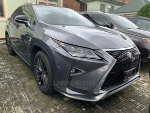 Lexus RX 2016 350 F Sport AWD Gray   Cars for sale in Lagos State, Ikeja