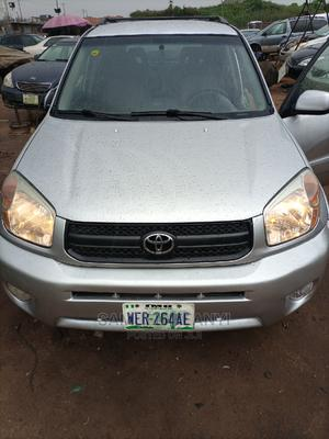 Toyota RAV4 2004 2.0 4x4 Executive Silver | Cars for sale in Imo State, Owerri