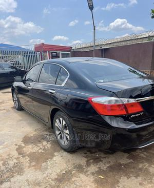 Honda Accord 2015 Black | Cars for sale in Lagos State, Agege