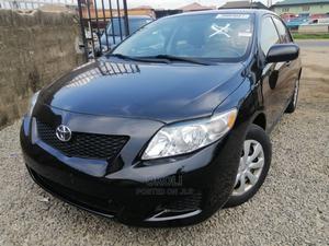 Toyota Corolla 2010 Black | Cars for sale in Lagos State, Ojodu