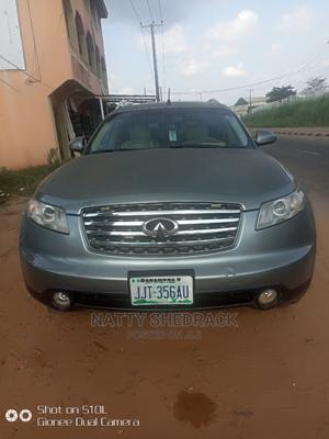 Infiniti FX 2006 Gray   Cars for sale in Anambra State, Awka