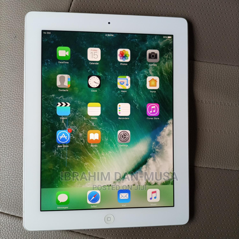 Apple iPad 4 Wi-Fi + Cellular 16 GB White