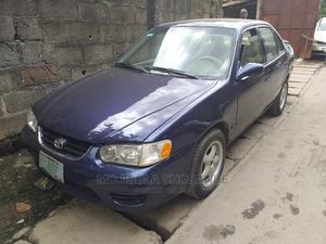 Toyota Corolla 2001 Sedan Blue | Cars for sale in Lagos State, Ikeja