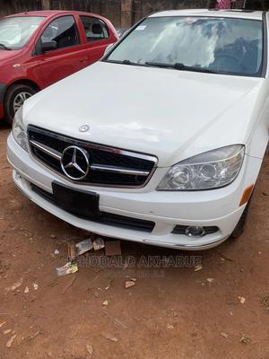 Mercedes-Benz C-Class 2009 C 300 4MATIC (W204) White | Cars for sale in Edo State, Benin City