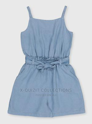 TU Kids Chambray Romper   Children's Clothing for sale in Lagos State, Surulere