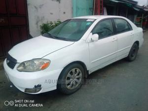 Toyota Corolla 2007 LE White | Cars for sale in Imo State, Owerri