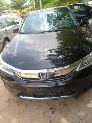 Honda Accord 2016 Black | Cars for sale in Abuja (FCT) State, Gwarinpa