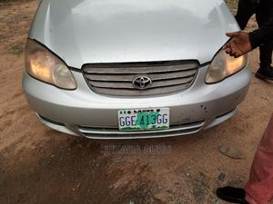 Toyota Corolla 2005 Silver   Cars for sale in Rivers State, Port-Harcourt