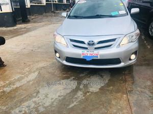 Toyota Corolla 2013 Silver | Cars for sale in Lagos State, Ogba
