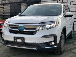 Honda Pilot 2020 Touring 7 Passenger AWD White   Cars for sale in Lagos State, Ojodu