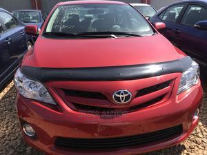 Toyota Corolla 2011 Red | Cars for sale in Kaduna State, Kaduna / Kaduna State