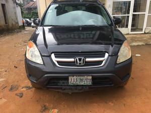 Honda CR-V 2005 Black | Cars for sale in Rivers State, Port-Harcourt