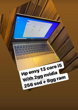 Laptop HP Envy 13 8GB Intel Core I5 SSD 256GB | Laptops & Computers for sale in Lagos State, Lekki