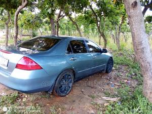Honda Accord 2007 Blue | Cars for sale in Abuja (FCT) State, Central Business District