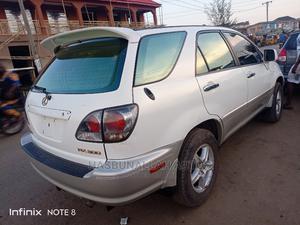 Lexus RX 2002 300 2WD White | Cars for sale in Lagos State, Ifako-Ijaiye