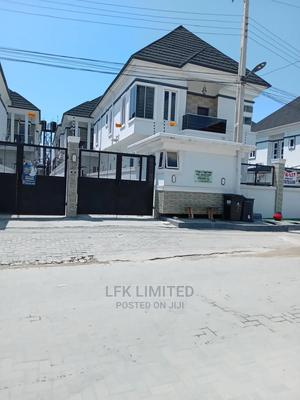 4bdrm Duplex in Van Daniel Estate, Chevron for Rent | Houses & Apartments For Rent for sale in Lekki, Chevron