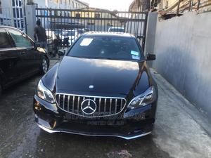 Mercedes-Benz E350 2015 Black | Cars for sale in Lagos State, Shomolu