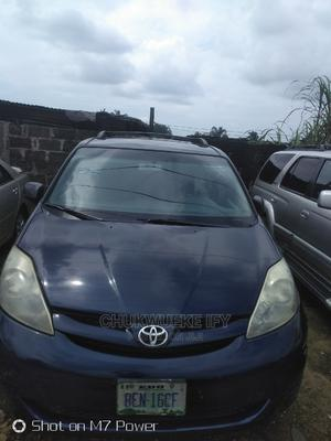 Toyota Sienna 2006 CE FWD Blue | Cars for sale in Rivers State, Obio-Akpor